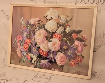 From a Summer Garden by A Nikolsky framed print