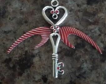 Red Pixie Key