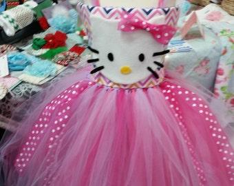 Hello Kitty Tutu Dress Size 4-5
