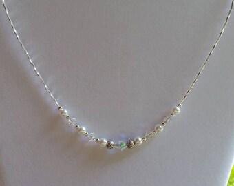 Crystal & Pearl Elegance