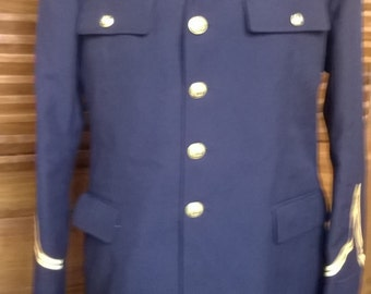 Military uniform, French air force mechanics sergeant jacket