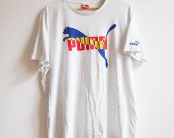 Cool Puma T-Shirt size XL / L