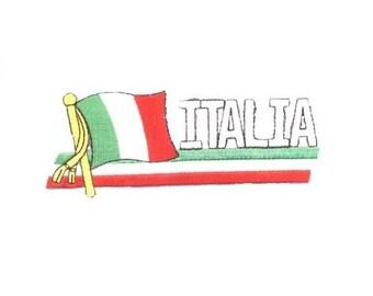 Italia (Italy) Patch