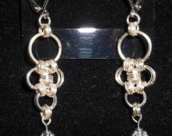 Dangle earrings - Danielle