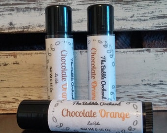 Chocolate Orange Lip Balm