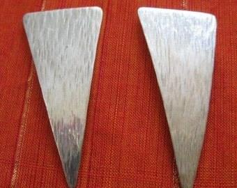 Handmade Victoria Greenhood Earrings
