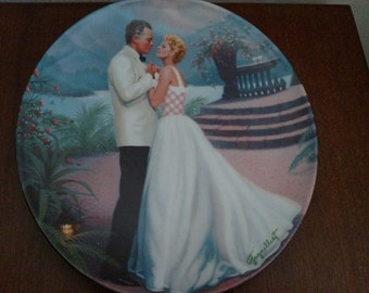 South Pacific Collector Plate