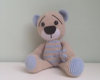 Tummy Teddy - Lilleliis