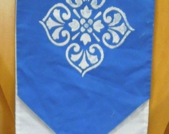 Banner flags - Reversible 2 color