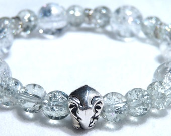 Transparent bracelet