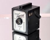 c. 1950s Herco Imperial 620 Snap Shot Box Camera