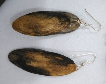 Demerara Driftwood Earrings
