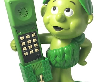 Green Giant Little Sprout Telephone