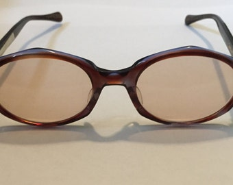 Vintage Glasses by Fairfield 'Compulsion', NOS Vintage New Old Stock