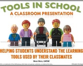 Tools In School - Understanding Differences Presentation - Disability Awareness