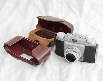 Kodak Pony IV Camera W/ Case