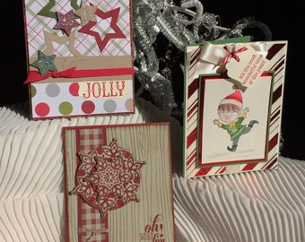 Christmas Assortment - set of 6 cards