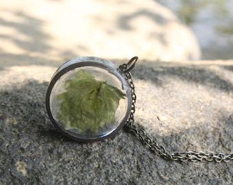 Hop Pendant Necklace