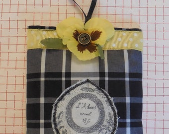 Lavender Sachet - French Country Provencal