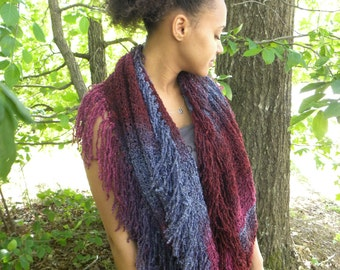 Knit Infinity Scarf- Soultice
