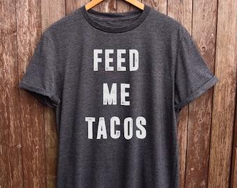 Tacos Shirt - funny tacos tshirt, tacos tumblr tshirt, funny tacos shirt, tacos print, tacos accessories, funny t-shirts, foodie gifts