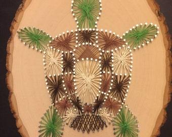 DIY Kit - Turtle String Art