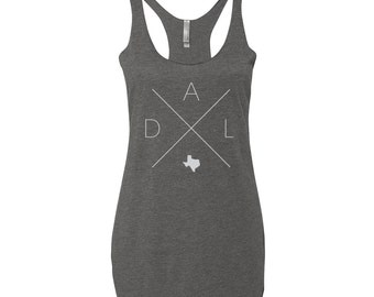 Texas Home Racerback Tank Top – Dallas Shirt, DAL Tank