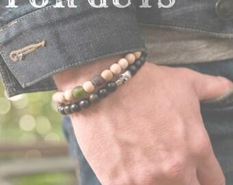 Man Bracelet Healing Bracelet Man Jewellery Bracelet Homme Yoga Bracelet Man Mala Bracelet Mens Bracelet Chakra Buddha Gemstone Bracelet