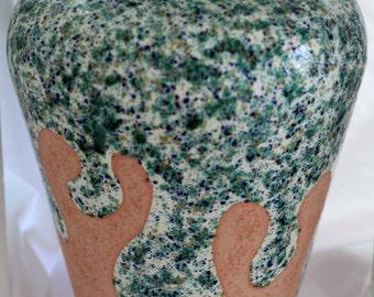large ceramic vase