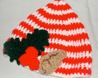 Baby Christmas Elf Hat