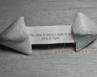 Fortune Cookie Archival Photo Print
