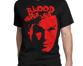Blood never lies Dexter T-shirt