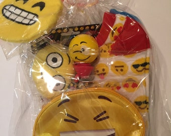 Emoji Party Bags Party Favor Birthday gift