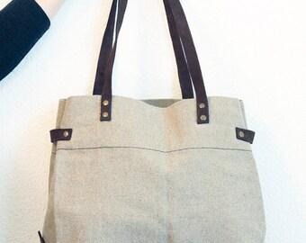 Everyday bag, market bag, shoulder bag