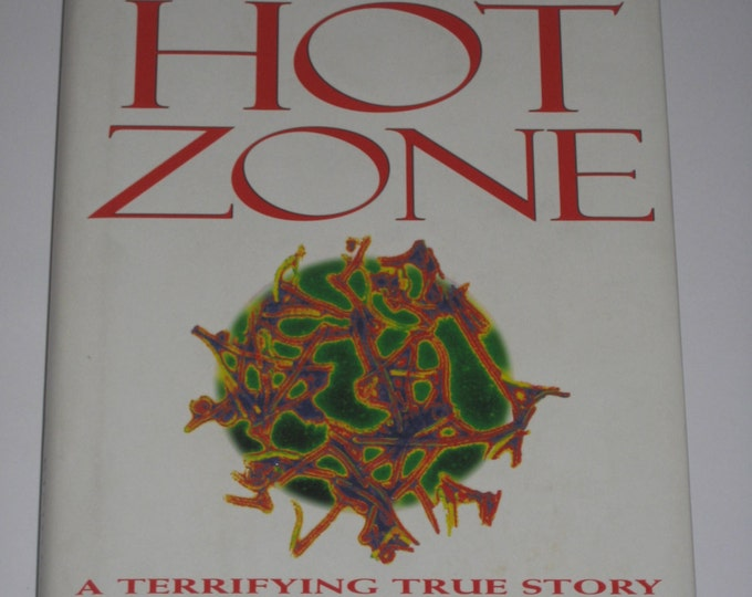 the hot zone and richard preston A movie trailer for the fantastic book, the hot zone by richard preston created with the assistance of: dylan sallee regina pierce hannah smith james ale.