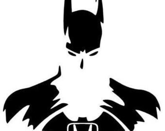 Batman Dark Knight Honda Wall Truck Car Laptop Vinyl Window Decal Sticker