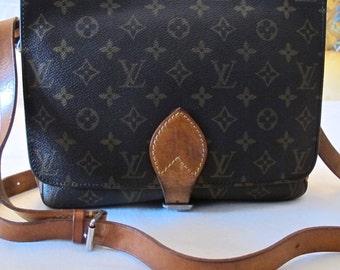 Vintage Louis Vuitton shoulder bag