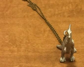 Parasaurolophus Dinosaur Necklace/Bracelet