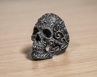 Sugar Skull Ring