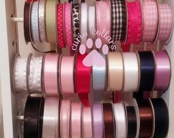 Custom Collar, Kitten Play Collar, Pleated Ribbon Choker, Kawaii Collar, Collar with Bow, Ribbon Collar, Creepy Cute, DDLG, Sissy