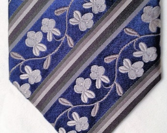 Vintage Liberty necktie 1990's mens tie in pure silk