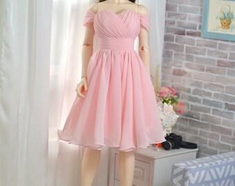 Chiffon Prom Dress For Iplehouse EID Woman
