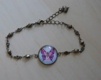 Fantasy Butterfly pattern bracelet