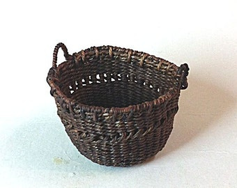 OOAK miniature basket