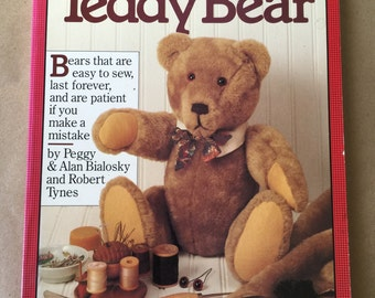 Teddy Bear Making Book 1982