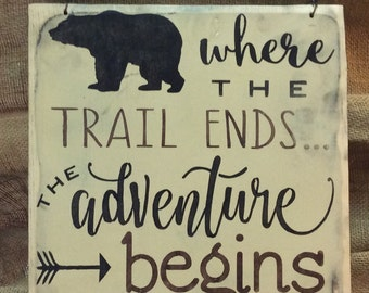 End Of The Trail Etsy