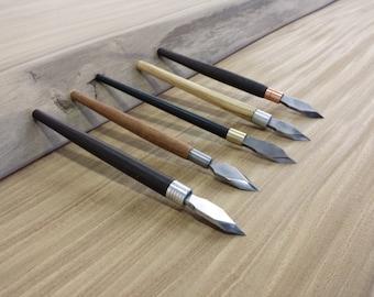 Handmade Carpenter's Marking Knife