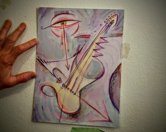 GUITAR PLAYER 34