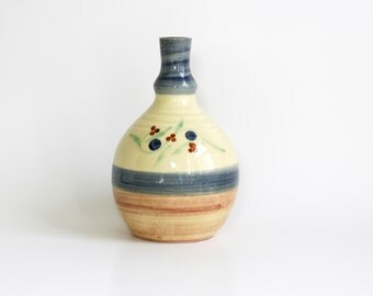 French Pottery Vase by Lou Pignatier