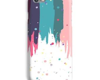 Colors iPhone Case, Art iphone case, Beauty iphone 6 case, Trend iphone 6 case, Dots iphone 6s case, Artistic iphone case